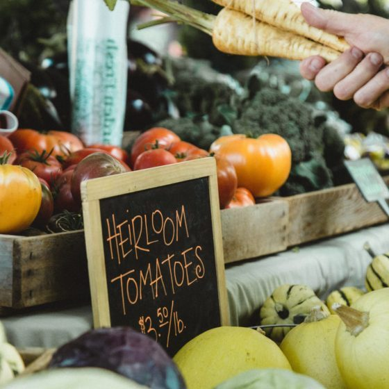 Anar Allidina | What is Organic and Non-GMO?